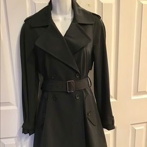 Theory lightweight At the Knee Trenchcoat
